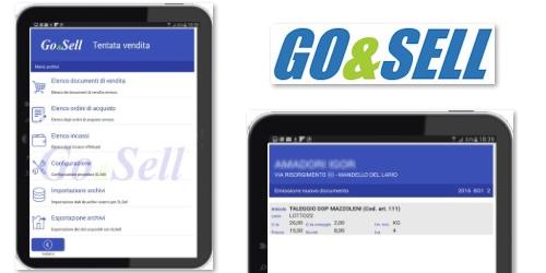 APP Software Tentata vendita Go & Sell